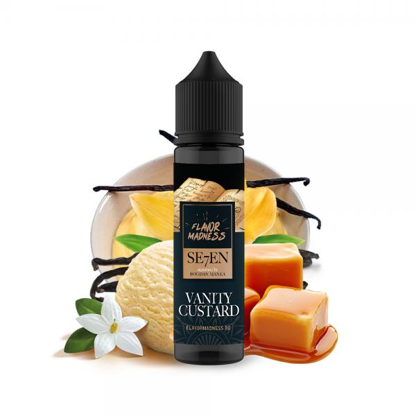 Lichid Flavor Madness Vanity Custard 30m...
