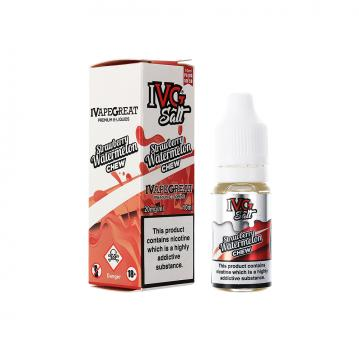 Lichid IVG Salt - Strawberry Watermelon Chew 10ml 20mg