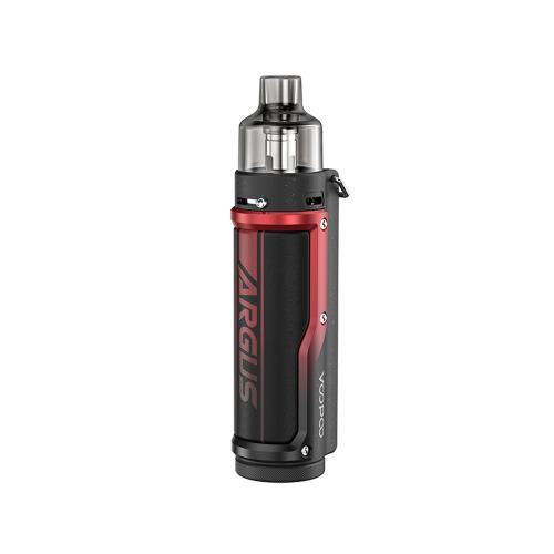 Kit Argus Pro - Voopoo - Litchi Leather Red