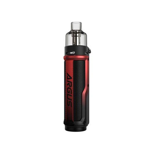 Kit Argus X - Voopoo - Litchi Leather Red