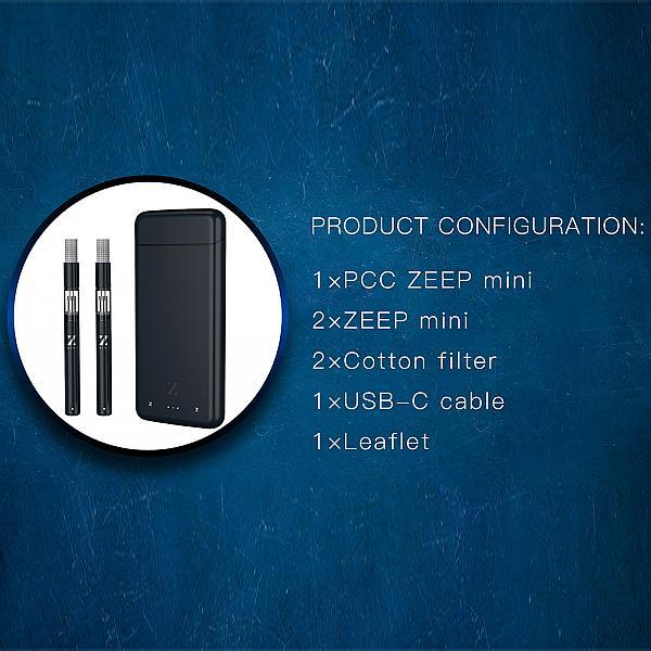 Kit Zeep Mini - UD - Grey