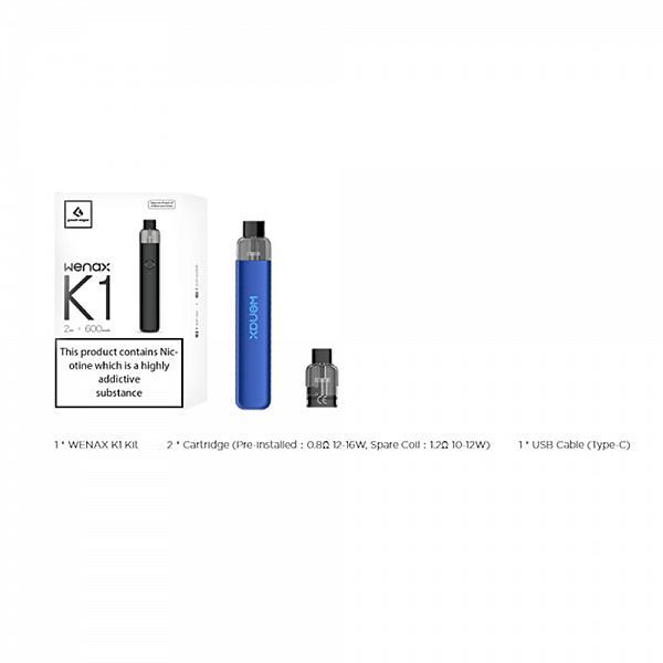 Kit Wenax K1 - Geekvape - Black