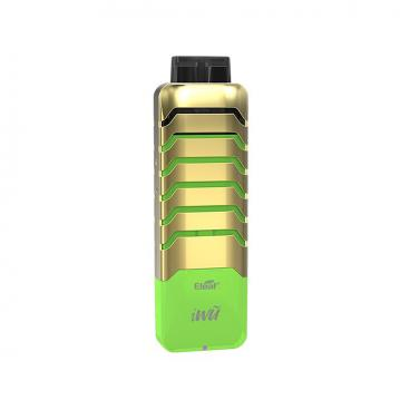 Kit Eleaf IWU - Gold Greenery