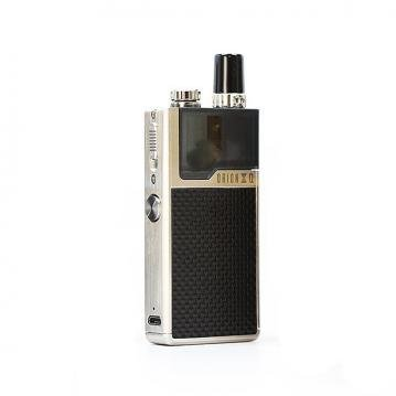 Kit Orion Q Lost Vape - Silver Black