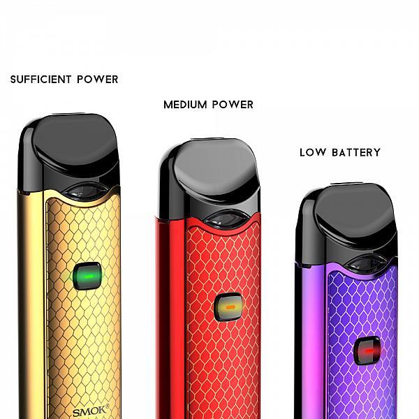 Kit Smok Nord - IML 7-Color Resin Streak