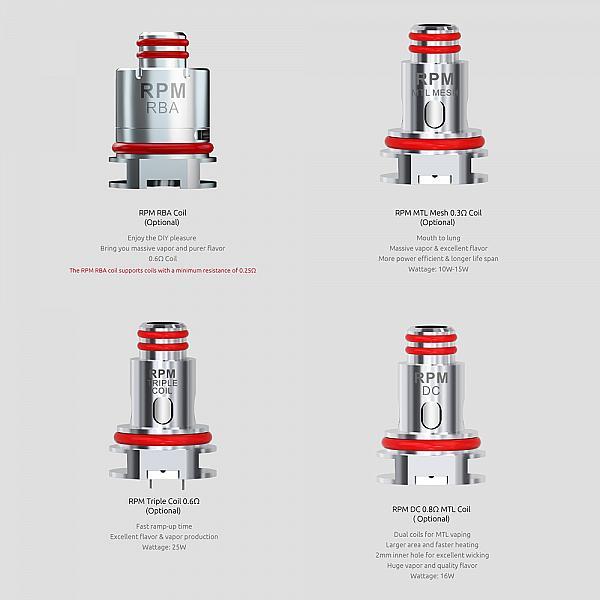 Kit Smok Nord X - Fluid Red