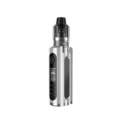 Kit Grus 100W - Editie Limitata Lost Vape - Silver Carbon Fiber