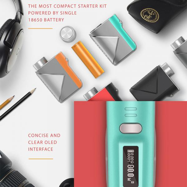 Kit Geekvape Lucid - Black
