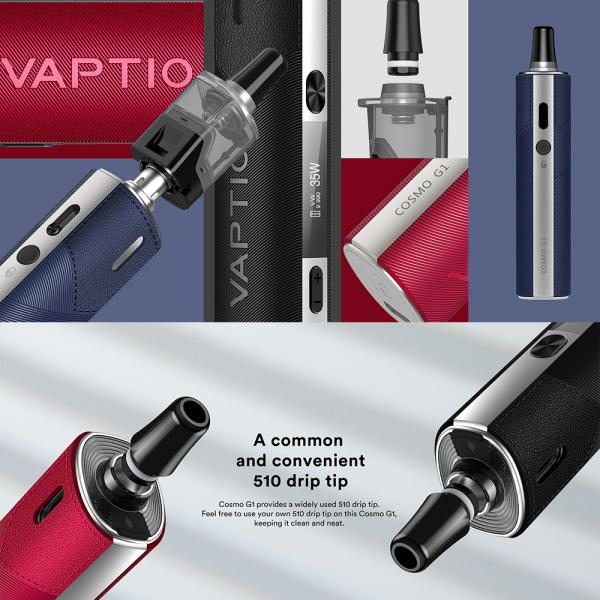 Kit Vaptio Cosmo G1 - Red