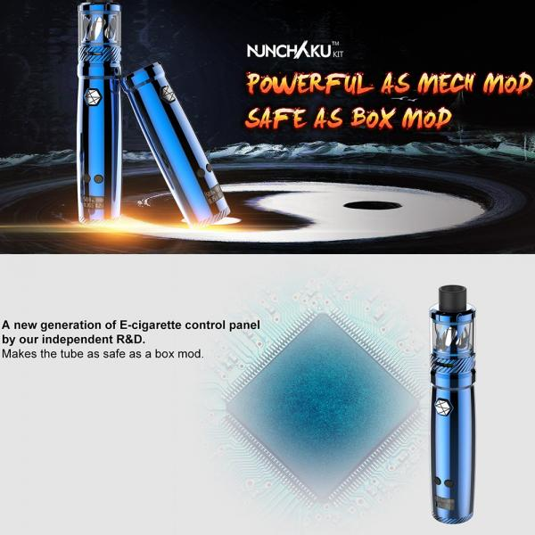 Mod Nunchaku by Uwell - Metallic Green