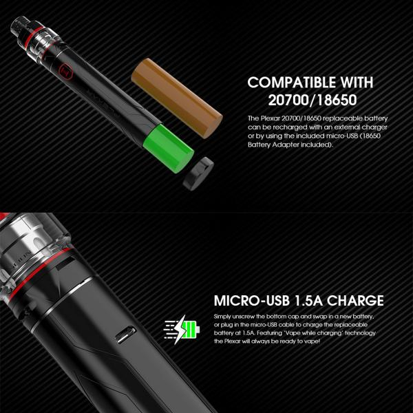 Kit Plexar Innokin - Black