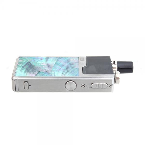 Kit Orion DNA Go Lost Vape - Silver Ocean Scallop