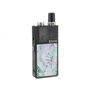 Kit Orion DNA Go Lost Vape - Black Ocean Scallop