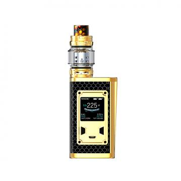Kit Majesty Luxe Edition Smok - Prism Gold Black Cobra