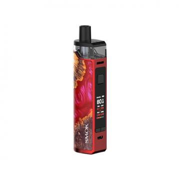 Kit Smok RPM80 PRO - Red Stabilizing Wood