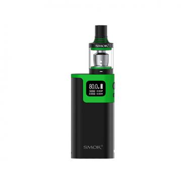 Kit G80 Smok - Black Green