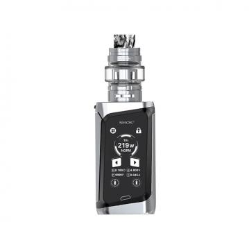 Kit Smok Morph 219 - Prism Chrome and Black