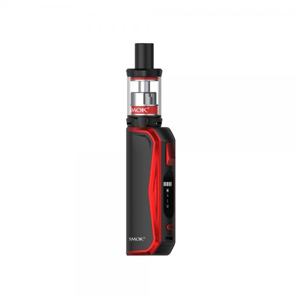 Kit Smok Priv N19 - Black Red