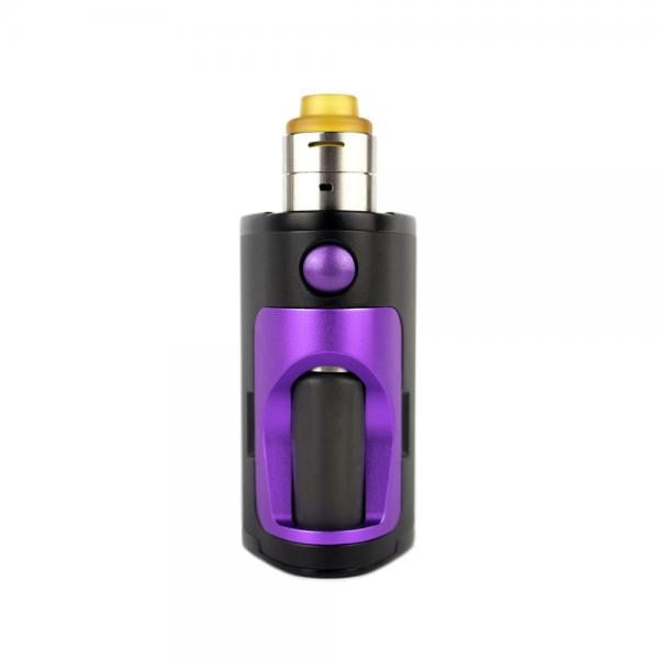Kit Squonk Armour By Dovpo Black Purple