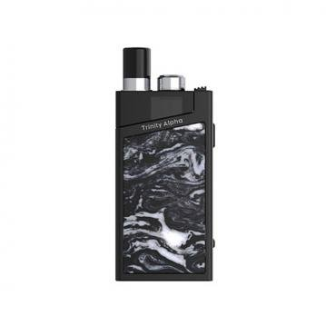 Kit Smok Trinity Alpha - Bright Black