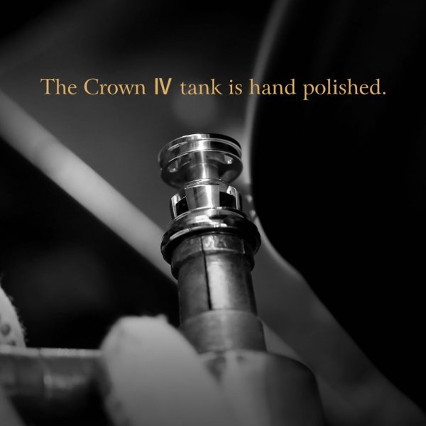 Kit Uwell Crown IV - Blue