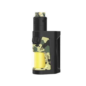 Kit Pulse Dual Vandy Vape - Camouflage Yellow