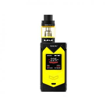 Kit Veneno Smok - Black Yellow
