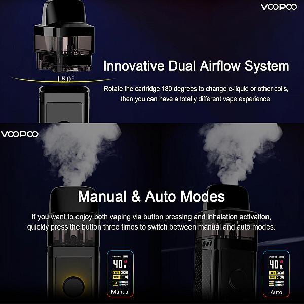 Kit Vinci Voopoo - Aurora