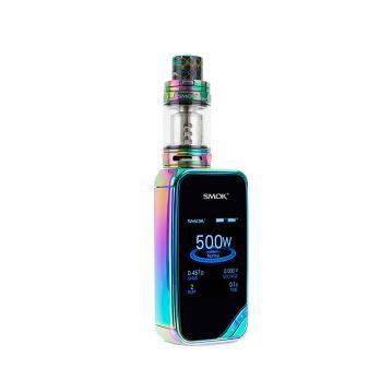 Kit X-Priv 225W TC Tfv12 Prince 2ml Prism Rainbow
