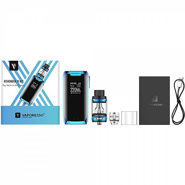 Kit Revenger X Vaporesso 5 ml