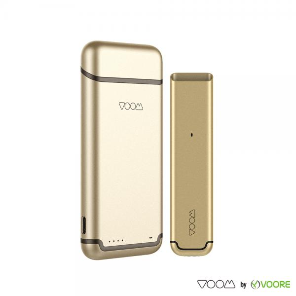 Baterie VOOM - Gold + Power Bank - Gold