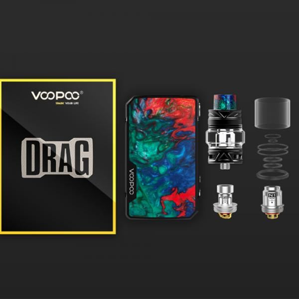 Kit Drag Mini TC Voopoo - B Rhodonite
