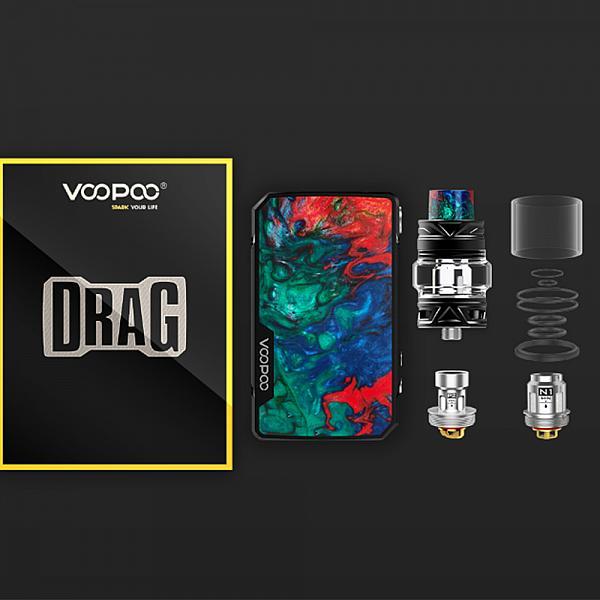 Kit Drag Mini TC Voopoo - B Purple