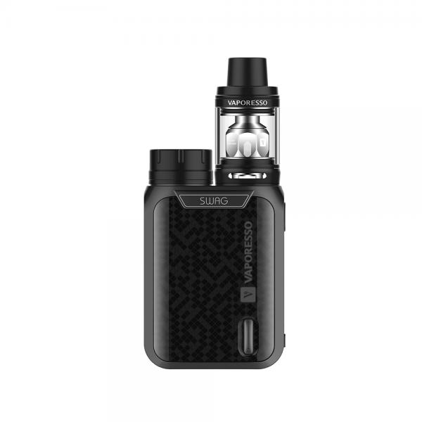 Kit Swag Vaporesso 3,5ml - Black