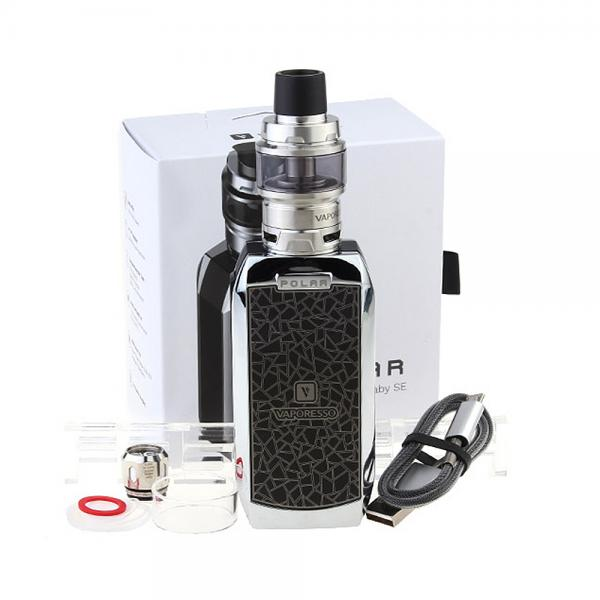 Kit Vaporesso Polar - Metallic Grey