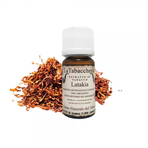 Aroma Tabacco Latakia 10ml