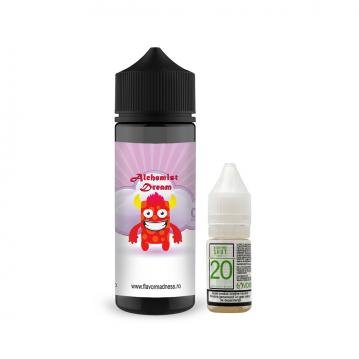 Pachet Lichid Flavor Madness Alchemist Dream 100 ml + 1 Nicotine Shot 10ml - 20mg/ml - 70VG/30PG