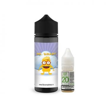 Pachet Lichid Flavor Madness DR.Smart 100 ml + 1 Nicotine Shot 10ml - 20mg/ml - 70VG/30PG