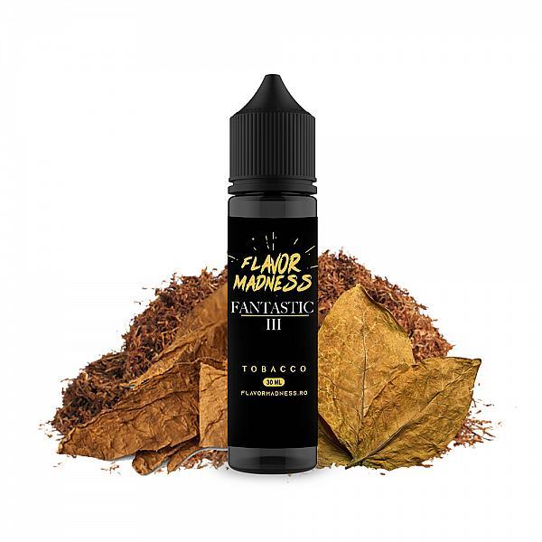 Lichid Flavor Madness Tobacco Fantastic ...