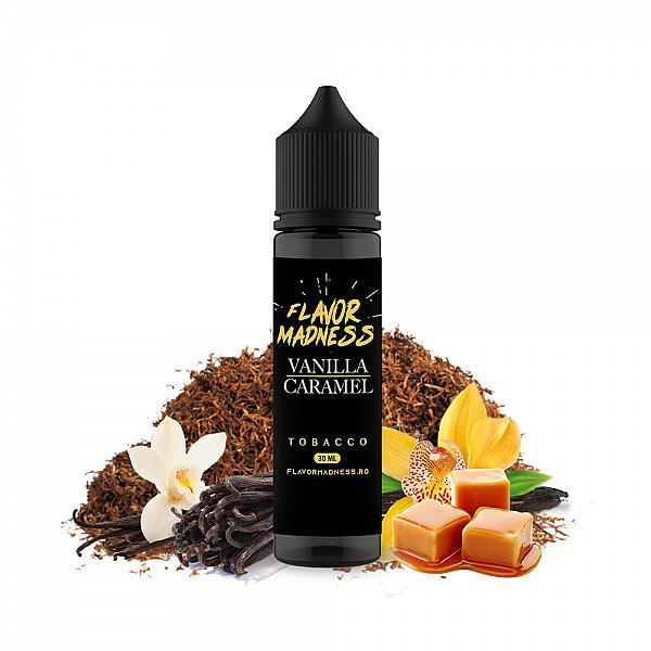 Lichid Flavor Madness Tobacco Vanilla Ca...