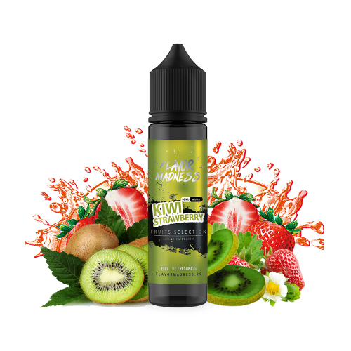 Lichid Flavor Madness Kiwi Strawberry 40ml