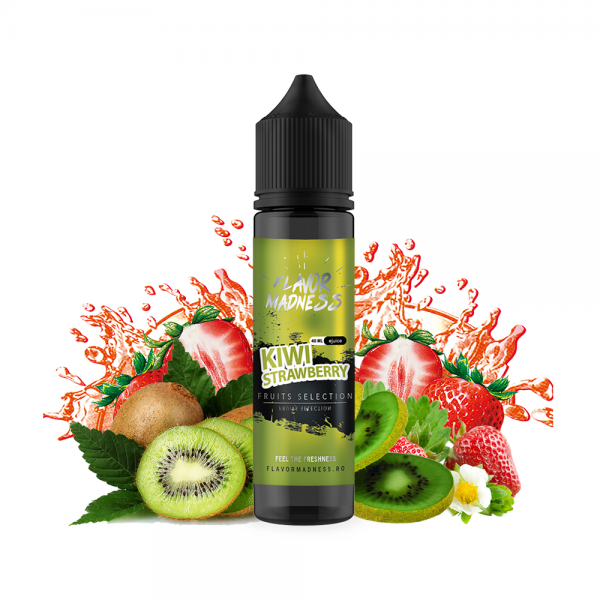 Lichid Flavor Madness Kiwi Strawberry 40...