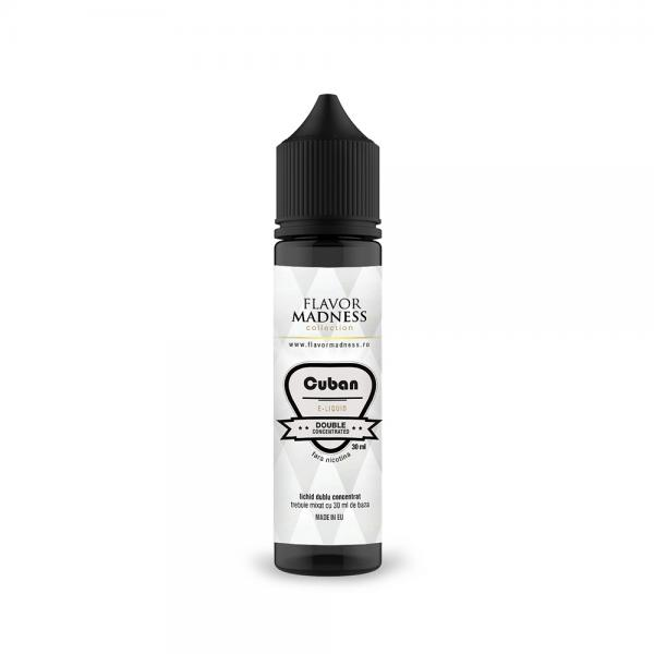 Lichid Flavor Madness Cuban 30 ml