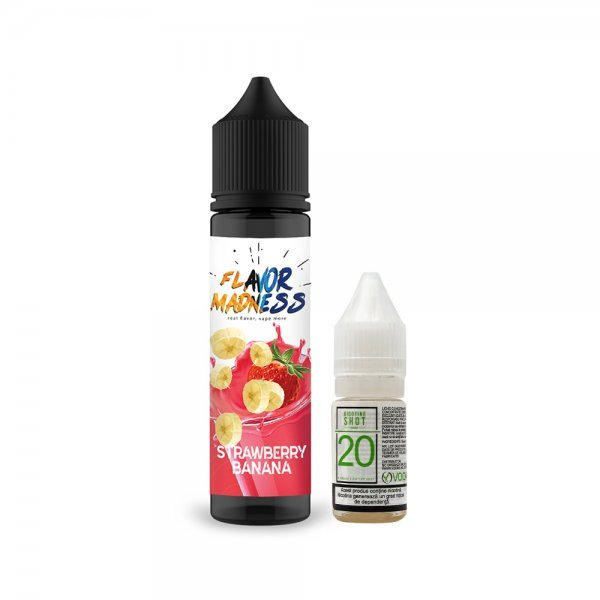 Pachet Lichid Flavor Madness Strawberry ...