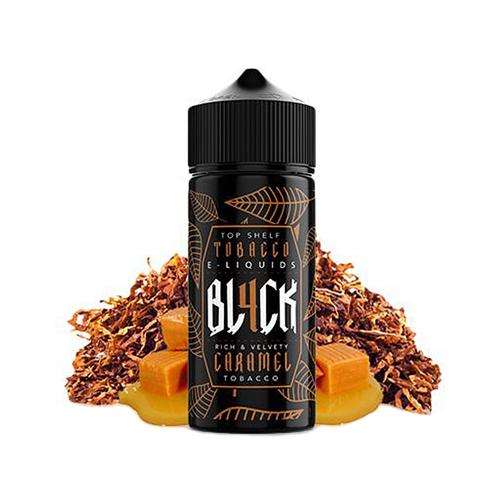 Lichid Bl4ck Caramel Tobacco 100ml