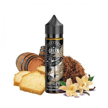 Lichid Green Vapes & Religion Juice - Old Blend 50ml