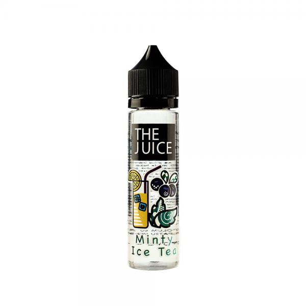 Lichid Minty Ice Tea The Juice 40ml