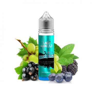 Lichid Flavor Madness Blueberg 40ml