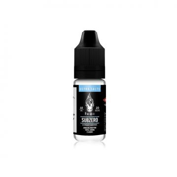 Lichid Halo Subzero Ultra Salts 20mg 10ml