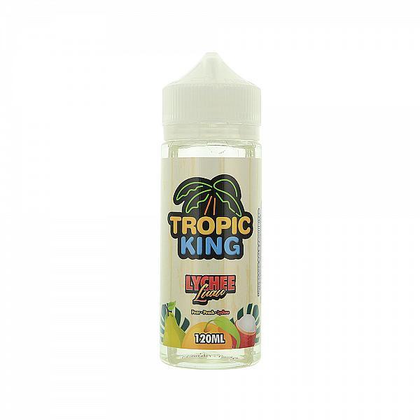 Lichid Drip More - Tropic King - Lychee ...